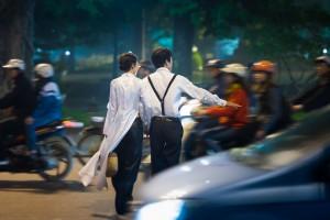 アジアの交通事情
