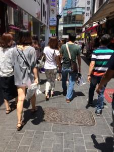 韓国人との浮気について