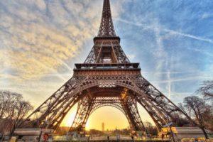 フランスの観光地の調査